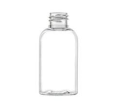2 oz. Clear Boston Round Bottles