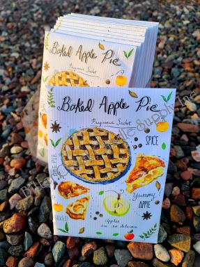 Baked Apple Pie Fragrance Sachet *NEW for Holiday 2020!