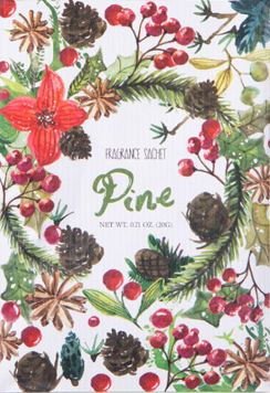 """""""Pine"""" Fragrance Sachet *NEW"""