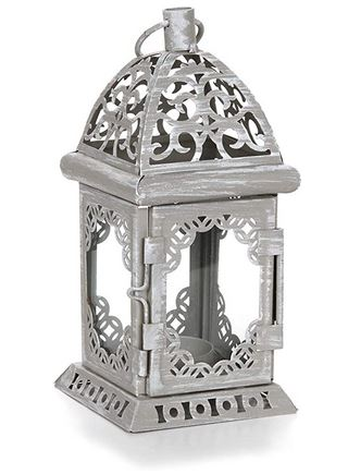 Iron Candle Lantern *NEW