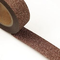 Brown Sand Washi Tape (10yd) *NEW