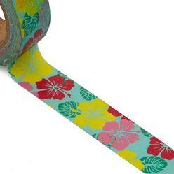 Hibiscus Washi Tape (10yd) *NEW