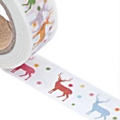Deer Washi Tape (10yd) *NEW