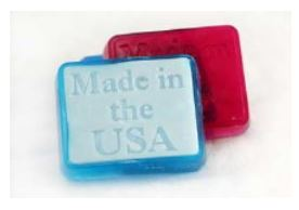 Made in the USA Soap Mold