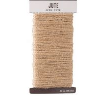 Natural Jute Cord (30yds) *NEW for 2019!