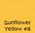 Sunflower Yellow #8 Dye Block