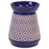 Wax Melt (tart) Warmer Blue Lamp