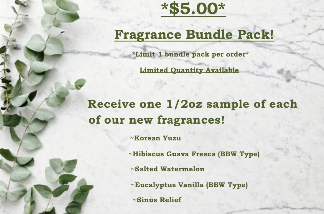 Fragrance Bundle Pack