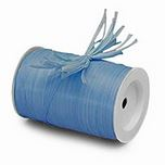 "Copenhagen Blue ""Raffia Ribbon"" Roll *NEW"