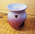 Red Pottery Fragrance Warmer