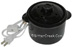 Black Marble Electric Potpourri Pot