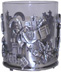 Tumbler with Pewter Sock with Gifts *Surplus