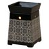 Wax Melt (tart) Warmer Black Lamp