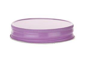 Lavender Jelly Lid