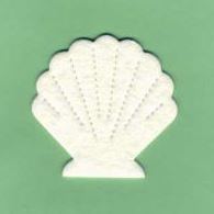 Seashell Air Freshener Blank *NEW for 2019!